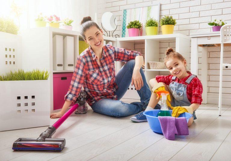 Sprzątanie domu, czyli zaczynamy wiosenne porządki